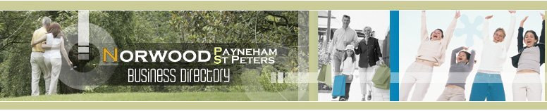 Norwood Payneham St Peters Locality List - Find GENUINELY LOCAL Businesses in YOUR AREA